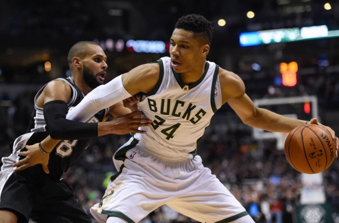 Bucks befason Spursin