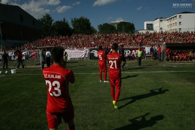 Gjilani kthehet me 3 pikë nga Mitrovica