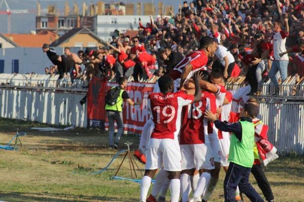 Gjilani me përforcime nga Shqipëria