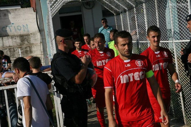 Formacionet zyrtare: Besa-Gjilani