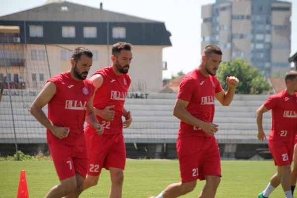 Formacionet zyrtare: Skënderbeu - Gjilani