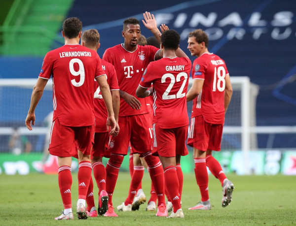 Bayern vulos finalen ndaj PSG-së