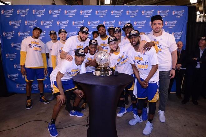 Golden State Warriors në finalen e madhe