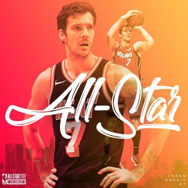 All Star për herë të parë