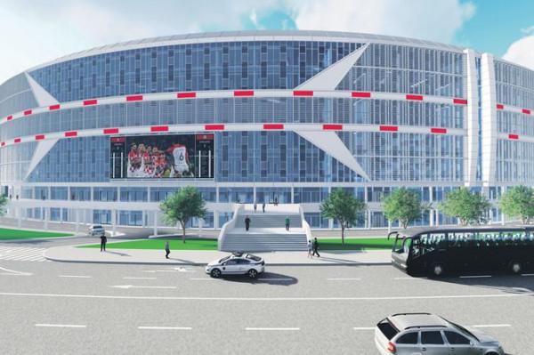 Stadium me 5 yje për Kroacinë
