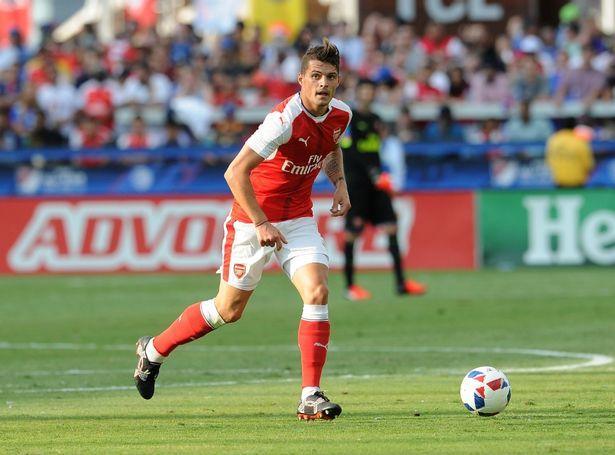 Xhaka, kapiteni i ri i Arsenalit!