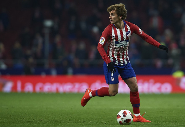 Zyrtare: Griezmann te Barcelona