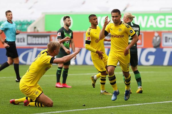 Dortmundi në formë, pret gabimin e Bayernit