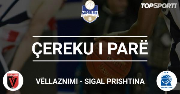 Epërsia 3 pikëshe e Prishtinës në çerekun e parë