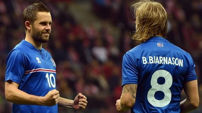 Goli i Sigurdsson për rezultatin 0-2 ndaj Kosovës