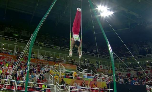 Gjimnastika për Japoninë