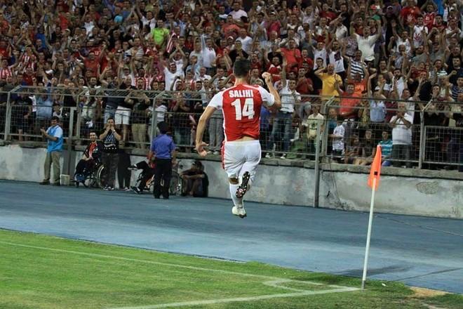 Skënderbeu e Tirana në finale të Kupës