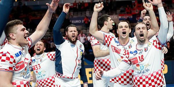 Pas dy vazhdimeve Kroacia arrin finalen