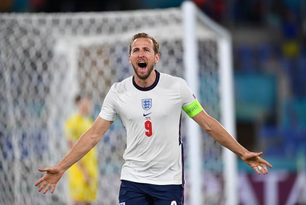 Anglia shpërthen ndaj Ukrainës, bëhet gjysmëfinalistja e fundit