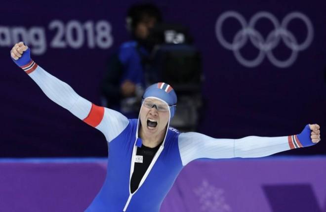 Sprinti në patinazh për Norvegjinë