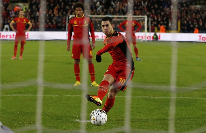 Berisha shënon në humbjen ndaj Belgjikës
