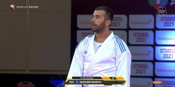 Edhe Herolind Nishevci siguron luftën për medalje