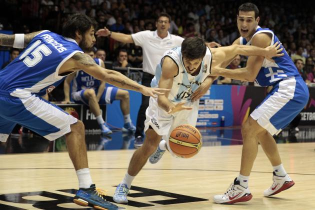 Greqia e fortë edhe për Argjentinën