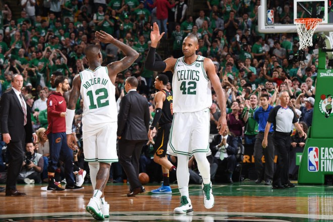 Boston Celtics pranë finales