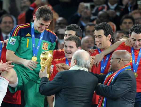 Casillas pensionohet si 39 vjeçar