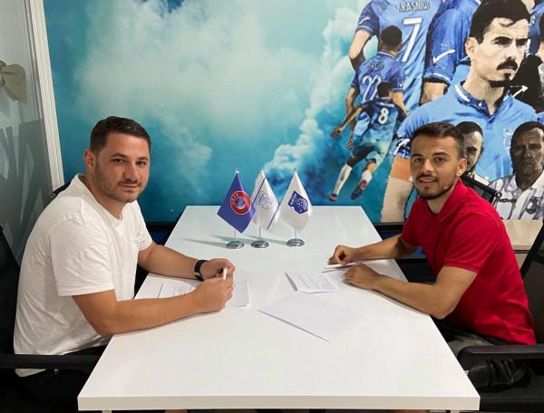 Vazhdohet edhe kontrata e Ilir Blakçorit