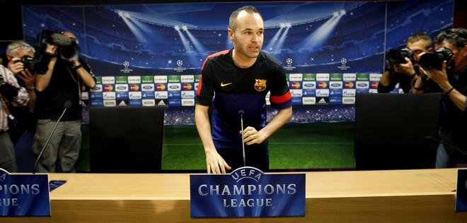 Barça gjen zëvendësim për Iniestën?!