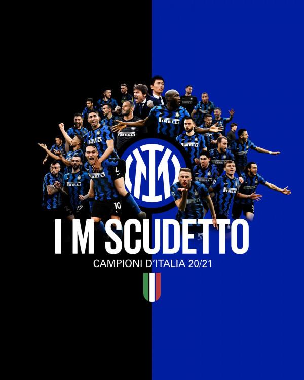 Pas 11 viteve, Interi kampion në Serie A