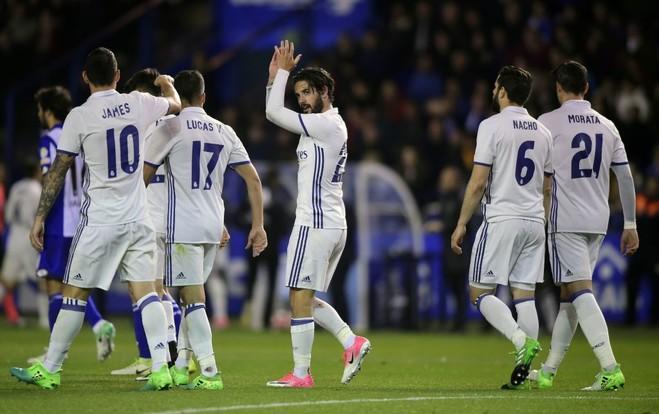 Reali fuqishëm ndaj Deportivos