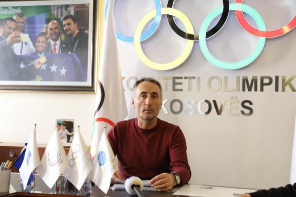 Kryetari i ri i KOK-ut urohet nga Asociacioni i Komiteteve Olimpike Kombëtare
