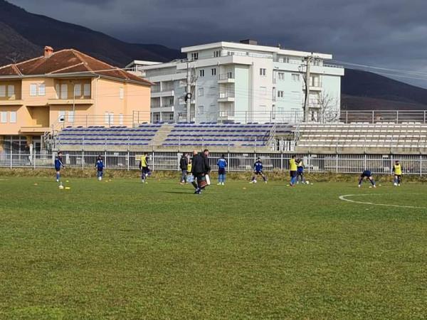 Formacionet zyrtare: Istogu - Gjilani
