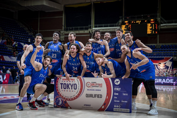 Italia eliminon Serbinë në Beograd, kualifikohet në Tokyo 2020