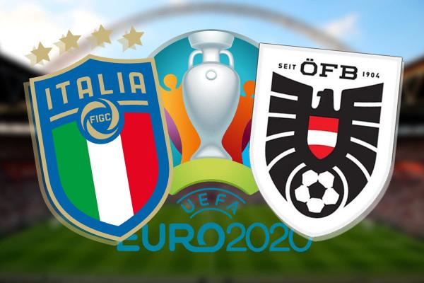 Formacionet zyrtare: Italia - Austria