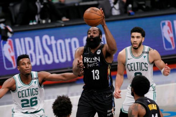 Harden me triple-double, Brooklyn në gjysmëfinale
