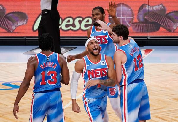 Harden debuton me triple-double, Nets vazhdon me fitore