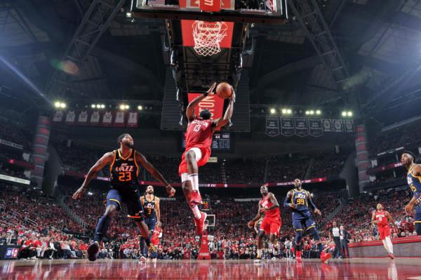 """Harden me triple-double, Rockets bën """"Jazz"""" në Teksas"""