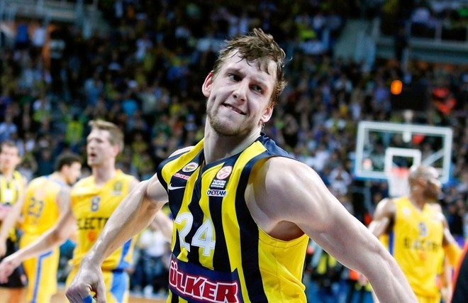 Fenerbahçe mposht kampionin