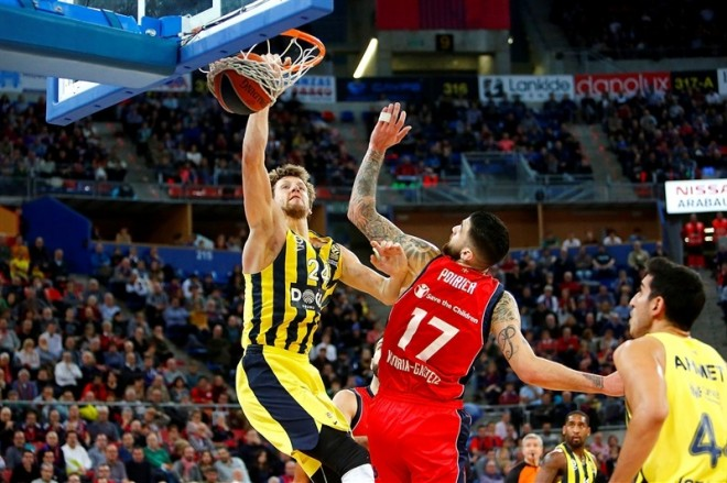Fenerbahçe mposht Baskonian për fitoren e tretë me radhë