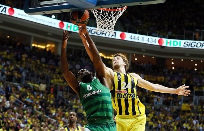 CSKA-ja e sigurt në Final-Four, Fenerbahçeja me përmbysje dhe rekorde