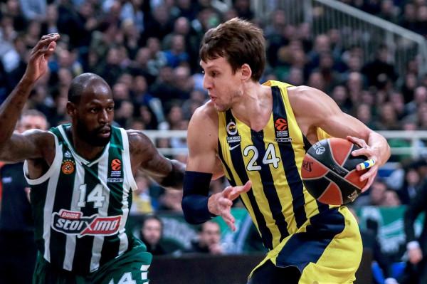 Fenerbahçe nuk gabon kundër Panathinaikos