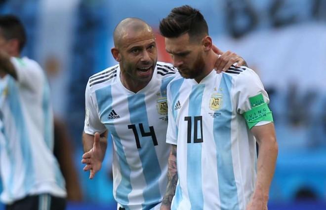 Zyrtarisht pensionohet nga Argjentina