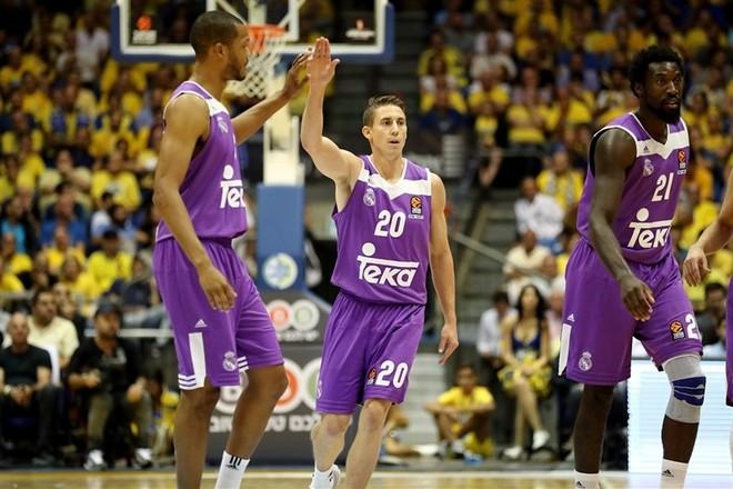 Reali fiton edhe në Tel Aviv