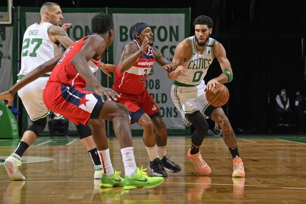 Beal me 35 pikë, Wizards triumfon ndaj Celtics