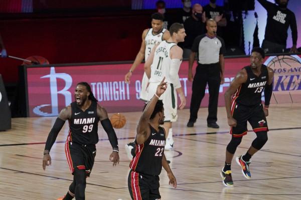 Miami afër kualifikimit, Bucks afër deklasimit