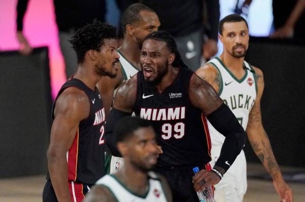 Finalisti i parë në Lindje: Miami Heat