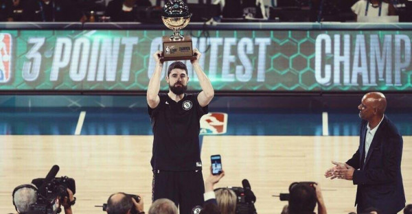 Snajperisti i All Starit 2019, Joe Harris
