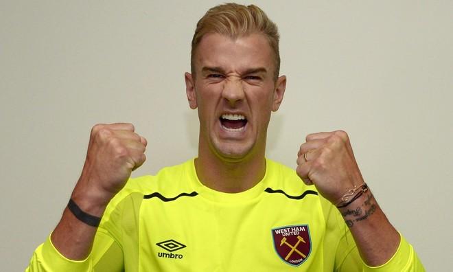 Joe Hart në West Ham