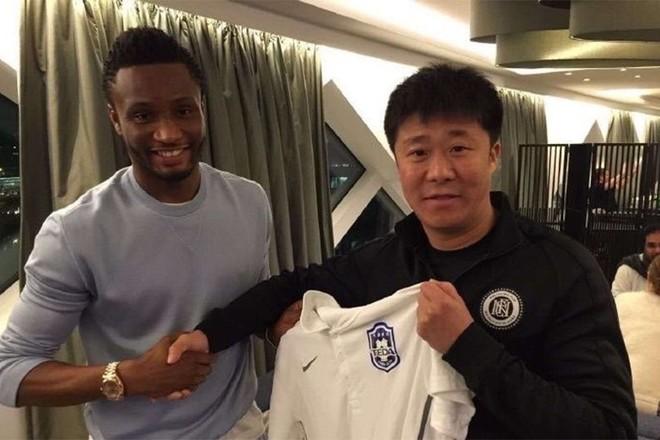 Obi Mikel, lojtari i radhës në Superligën kineze
