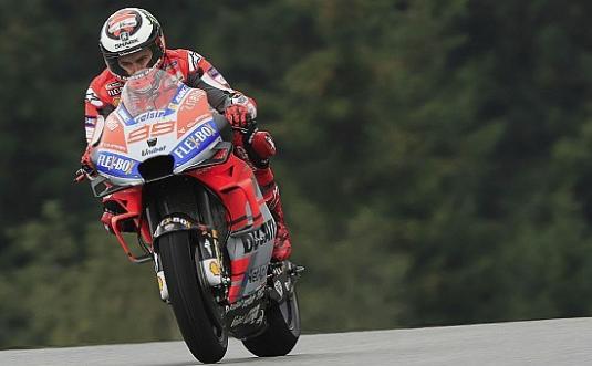 Lorenzo fiton në Austri