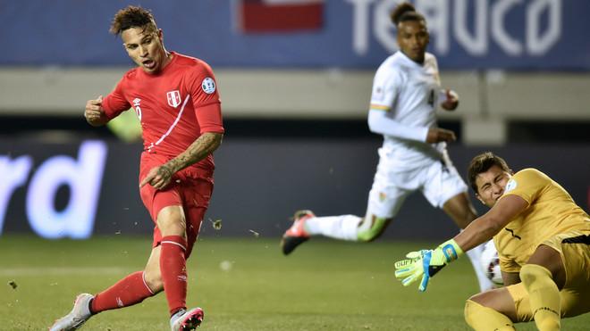Guerrero, hat-trick për gjysmëfinale
