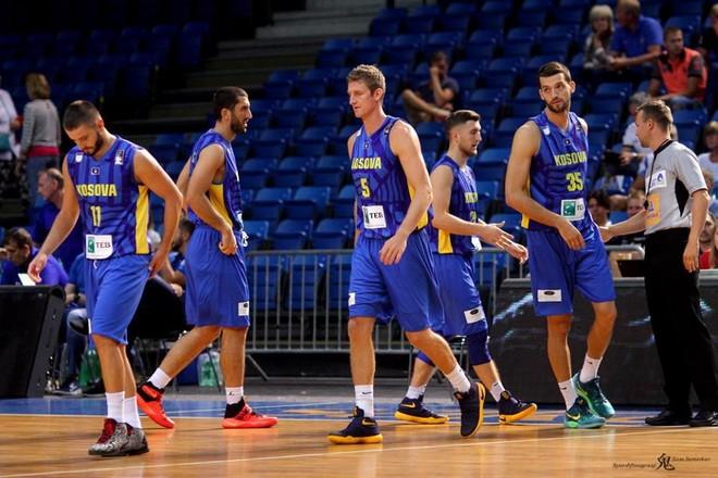 Kosova, gati për debutim në kualifikime të Eurobasketit